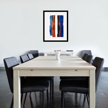 Abyss giclee print