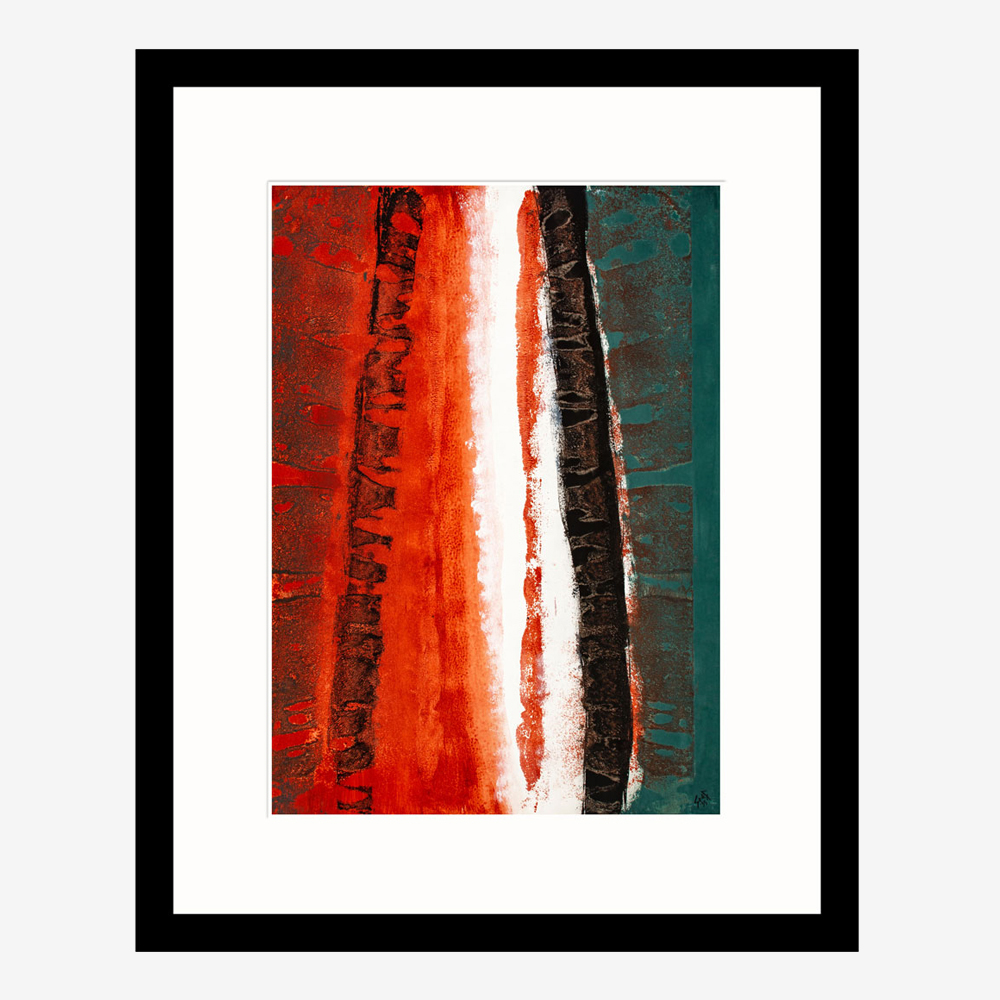 Abyss 1 abstract art