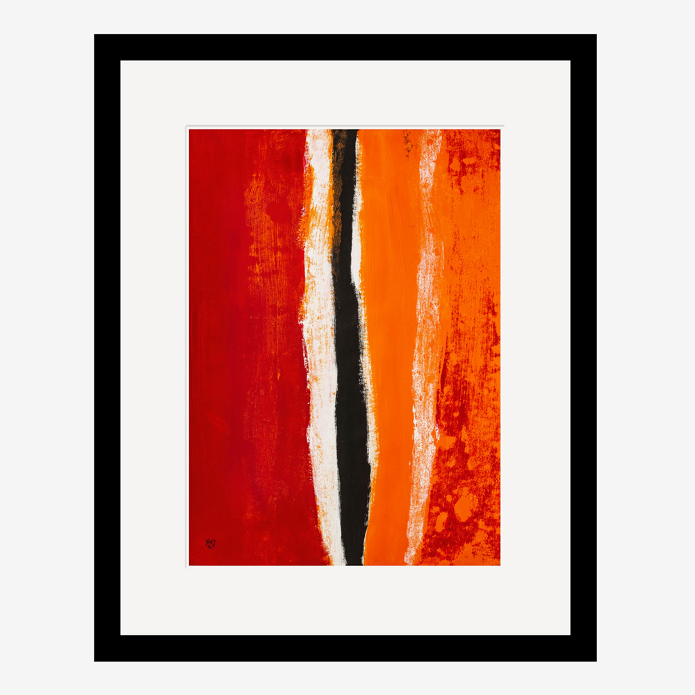 Abyss 3 giclee print