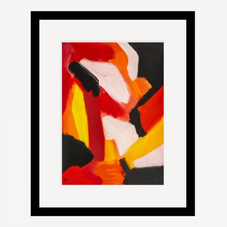Chaleur Modern abstract art