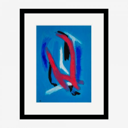 Cognition giclee print