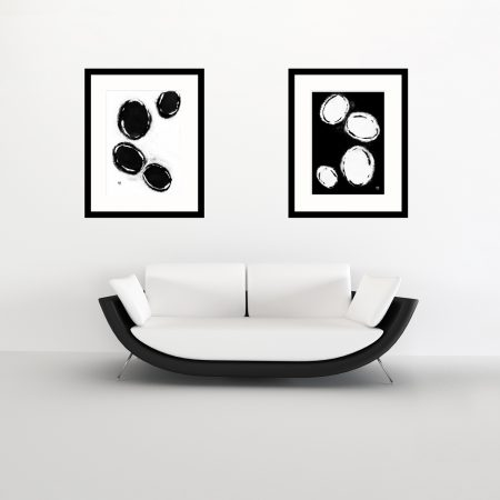 Happy-Cells-B&W-Sofa