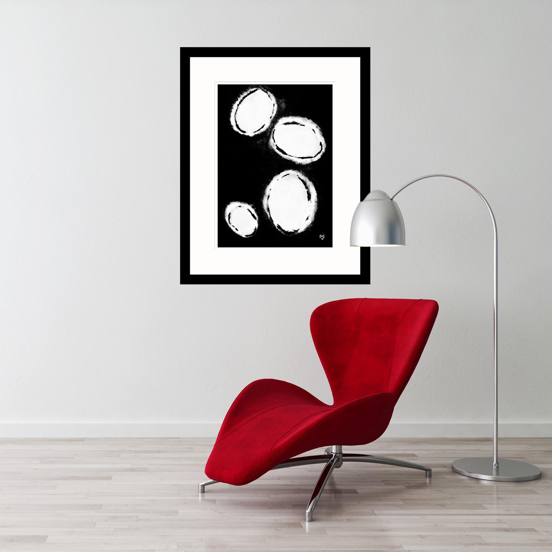 Happy-Cells-Black-&-White
