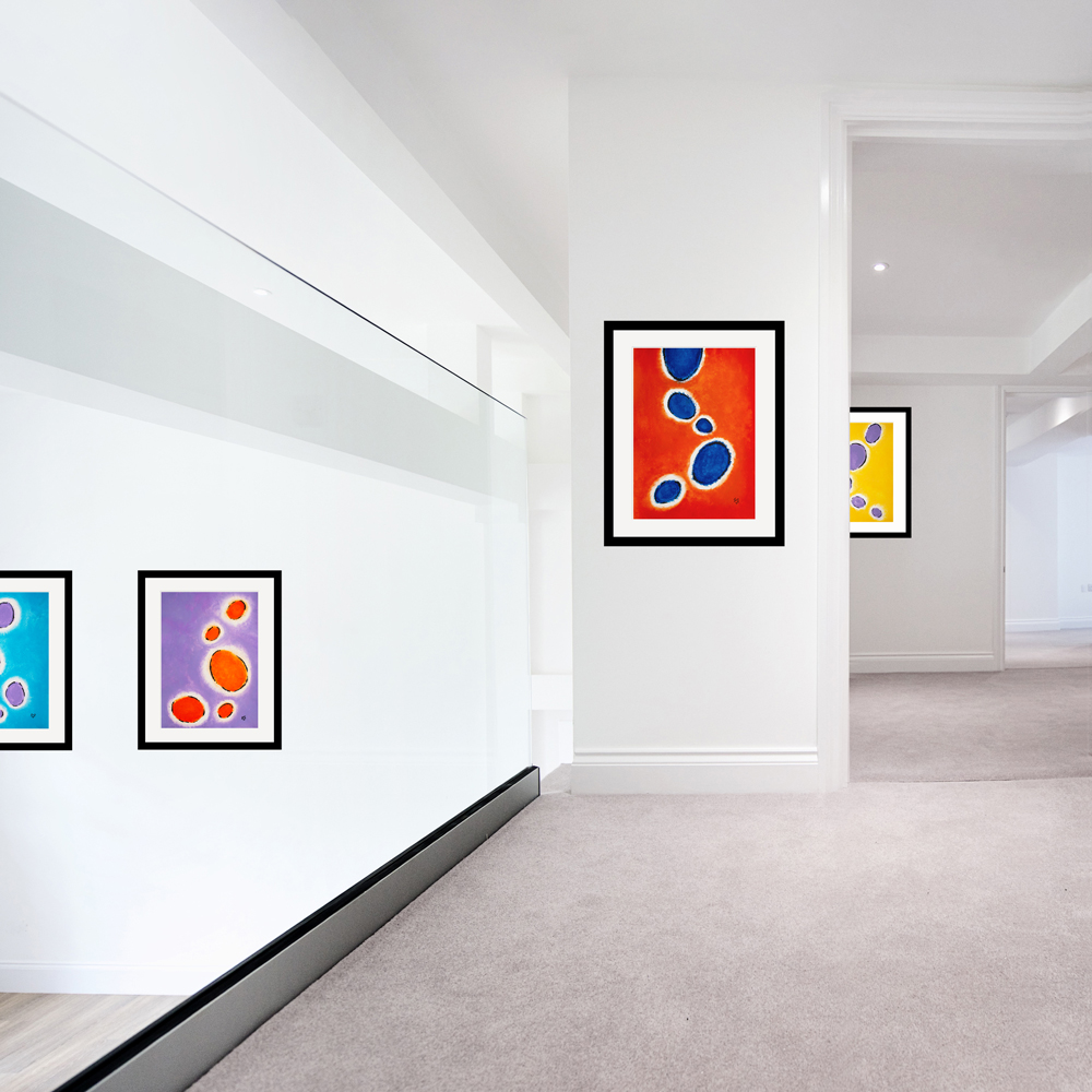 Happy Cells Collection Modern Art