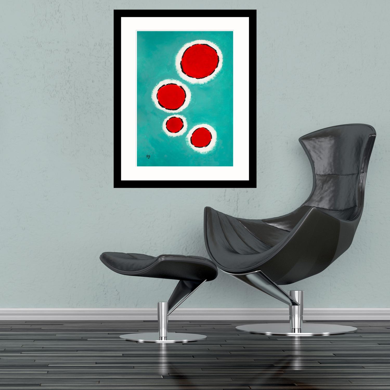 Happy-cells-Jade-&-Red-art