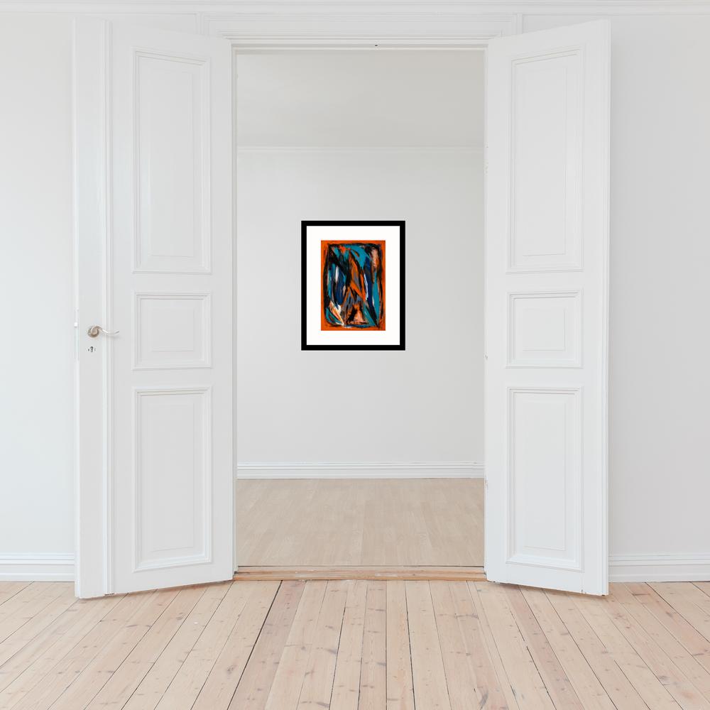 In Vitro modern art
