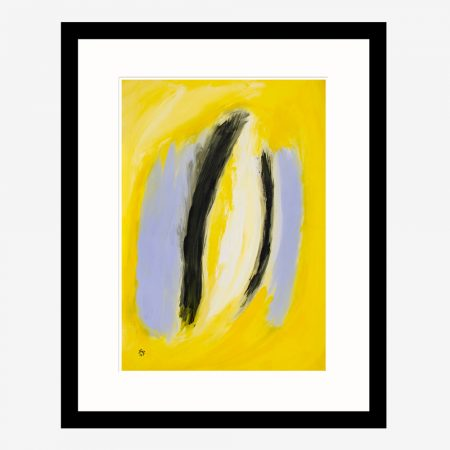 Mellow-Out-abstract print